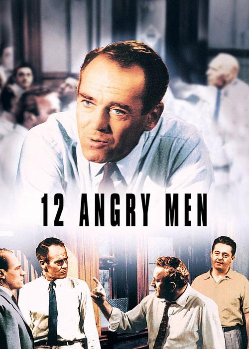 دانلود فیلم ۱۲ Angry Men 1957