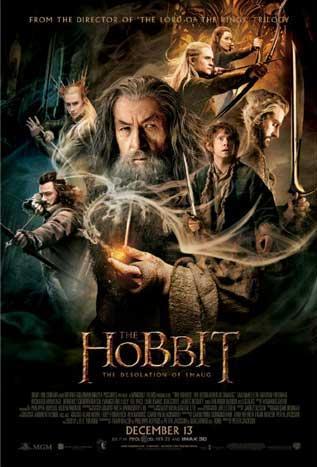 دانلود فیلم هابیت ۲ – The Hobbit The Desolation Of Smaug