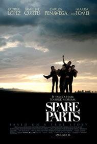 دانلود فیلم Spare Parts 2015