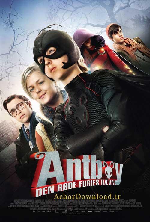 دانلود فیلم Antboy: Revenge of the Red Fury 2014