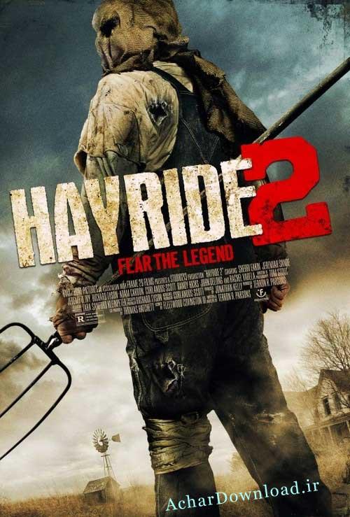 دانلود فیلم Hayride 2 2015