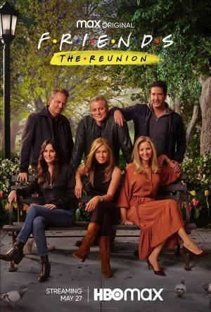 دانلود فیلم Friends Reunion Special 2021